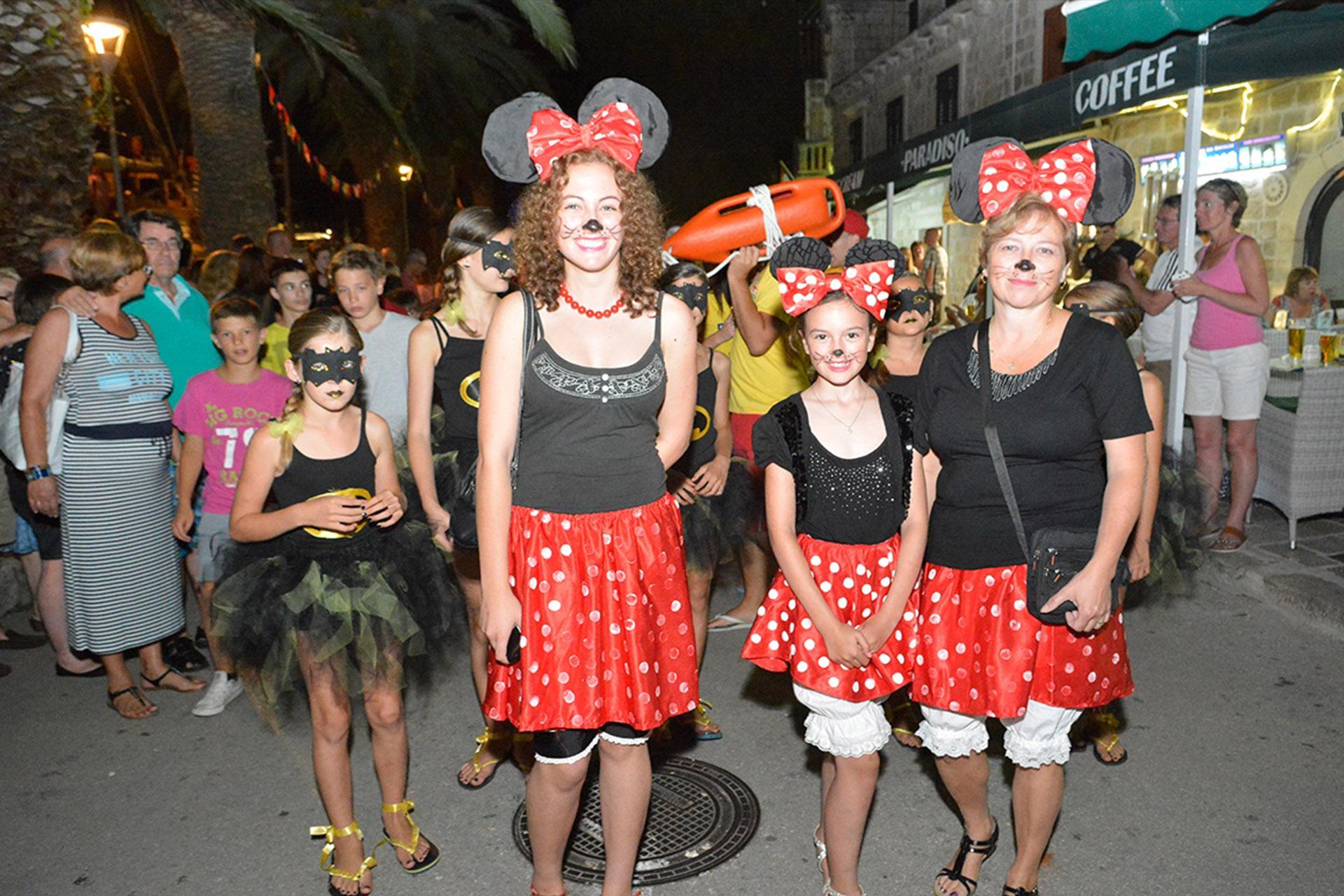 Cavtat Summer Carnival