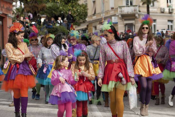 Carnival 2018 – Opatija Riviera & Rijeka
