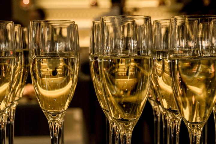 New Year's Toast with Opatija's Mayor