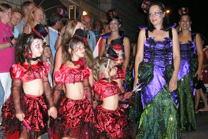 Carnival in Cavtat