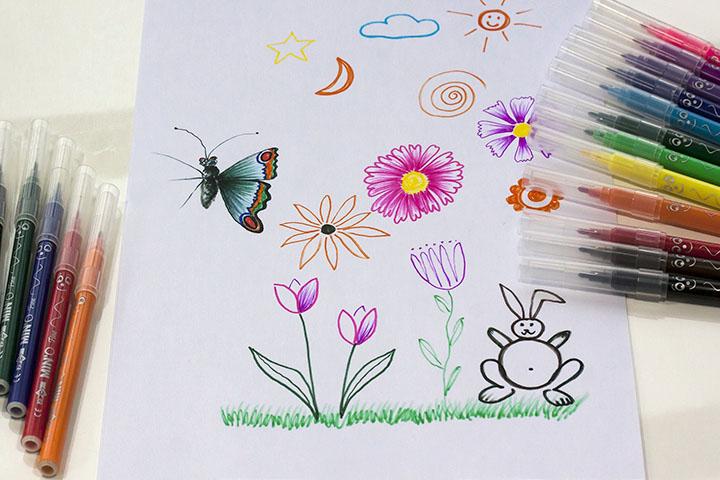 Kreativitätsfestival für Kinder
