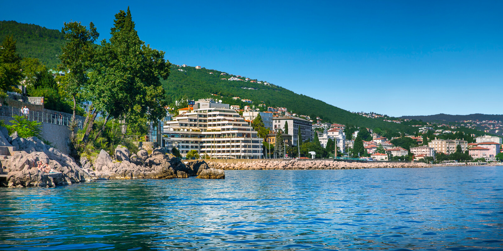 Hotel Imperial Opatija In Croatia Remisens Hotels