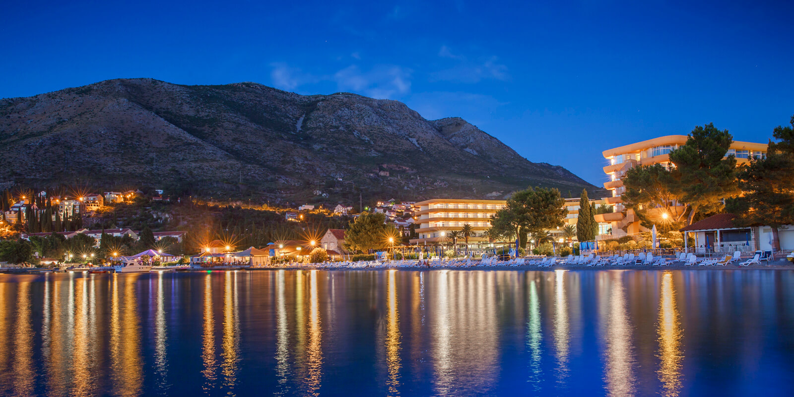 Hotel Albatros Cavtat In Croatia Remisens Hotels