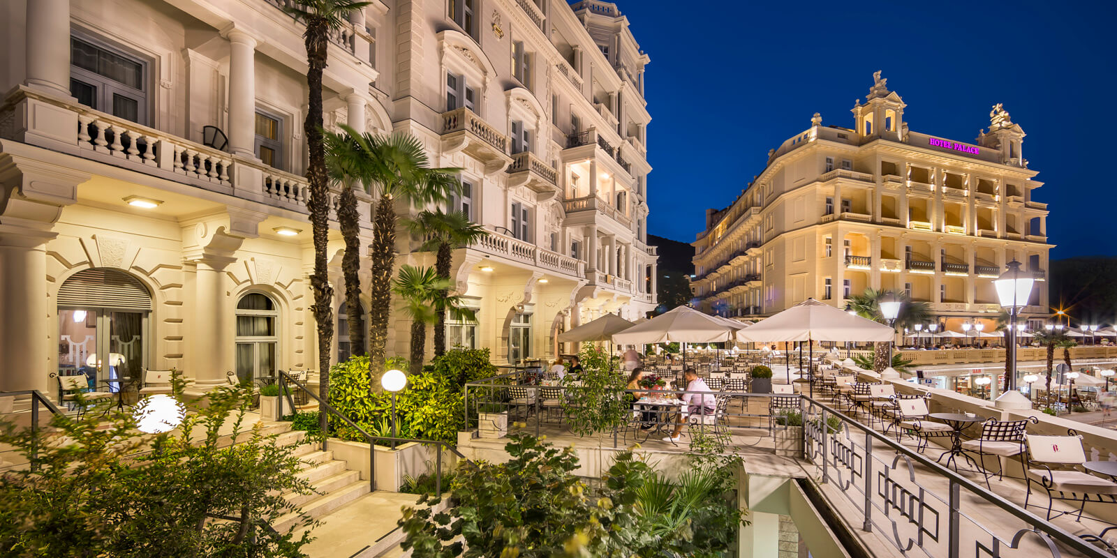 hotel palace bellevue opatija croatia remisens hotels
