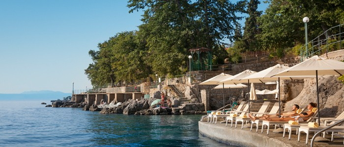 Lovran Croatia  City pictures : hotel excelsior lovran croatia beach 3 fullscreen
