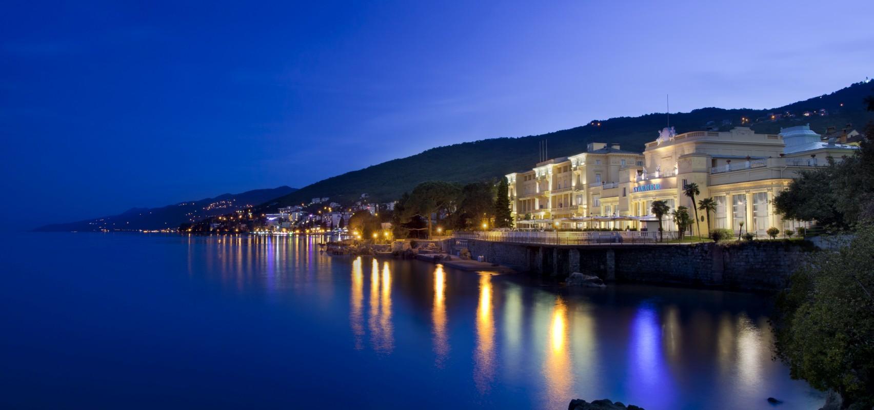 Opatija Riviera Kroatien Hotel Park