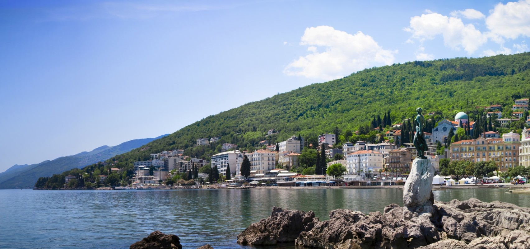 Picture Of Room Opatija In Croatia The Pearl Of The Adriatic
