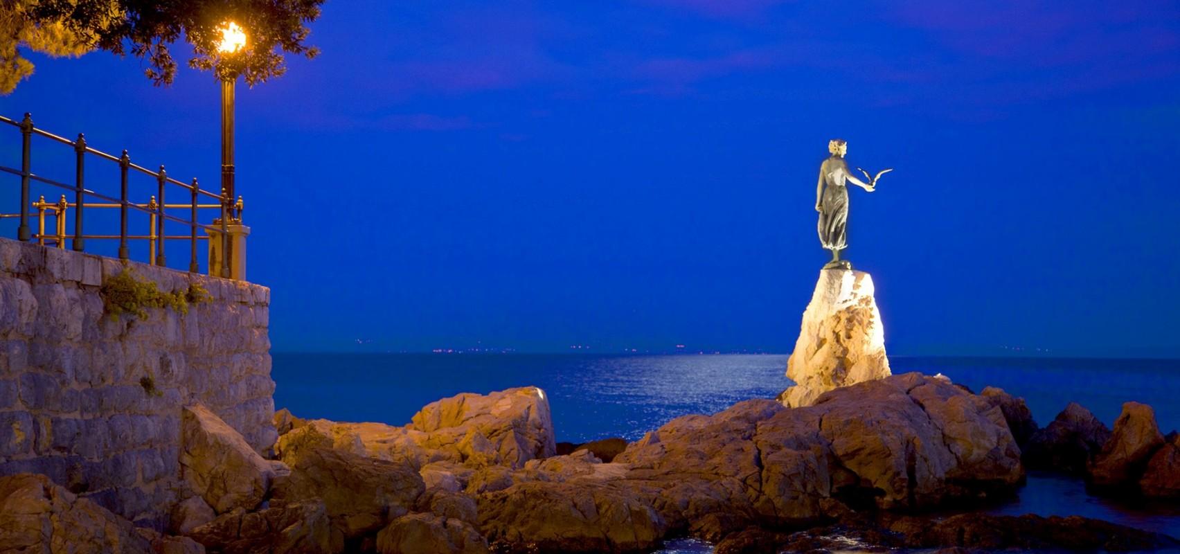 opatija in croatia   the pearl of the adriatic