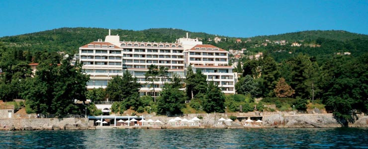 Lovran Croatia  City new picture : hotel excelsior lovran croatia main 1