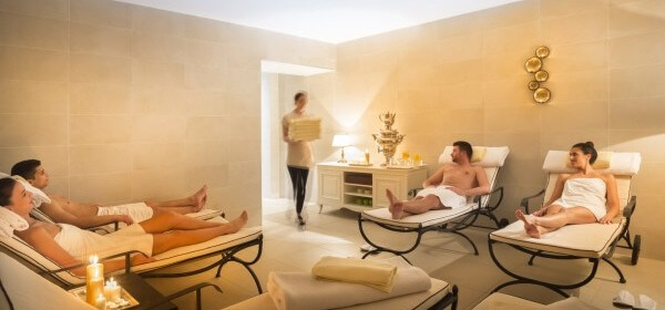 The Kvarner Wellness & Spa Centre is committed to preserving tradition, emphasising local values, and offering quality service and original treatments that perfectly blend in with the surrounding Mediterranean nature.