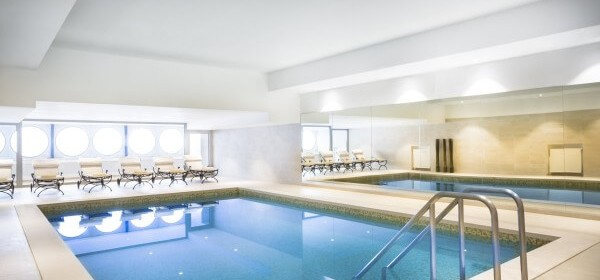The Wellness & Spa centre features an indoor seawater pool with a pleasant water temperature of 29 °C.