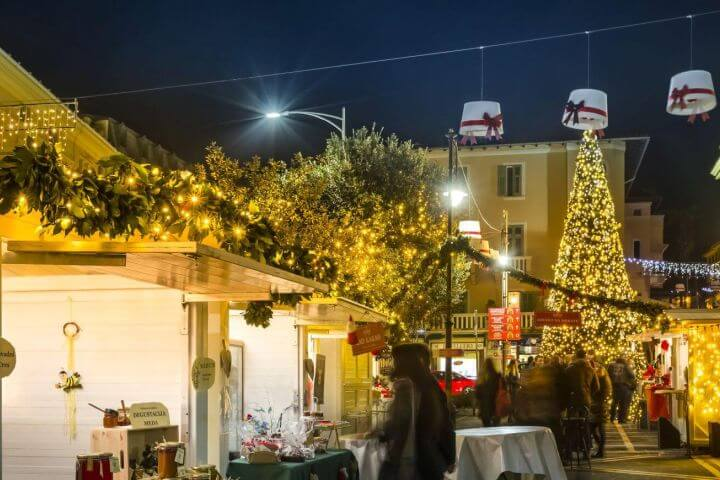 Advent in Opatija