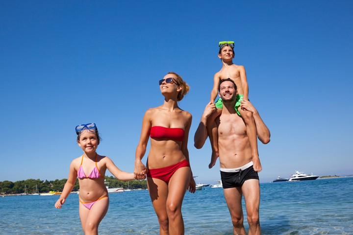 Holiday for the entire family on Dubrovnik riviera - Halfboard