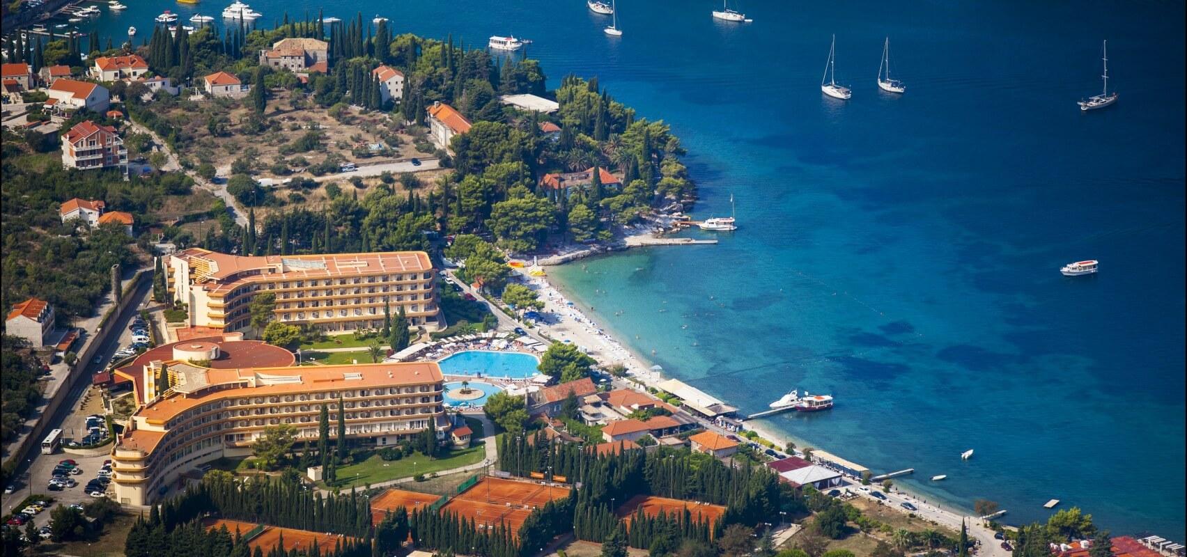 Hotel Albatros Cavtat In Croatia Remisens Hotels