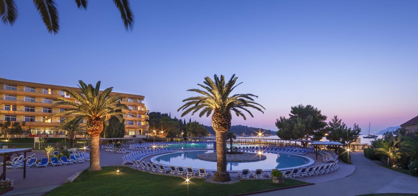 Hotel Albatros Cavtat In Croatia