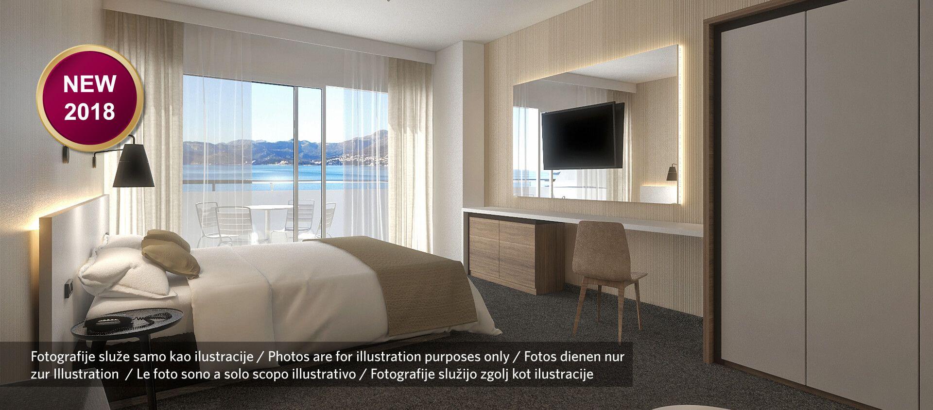 Hotel Albatros Cavtat in Kroatien – Remisens Hotels
