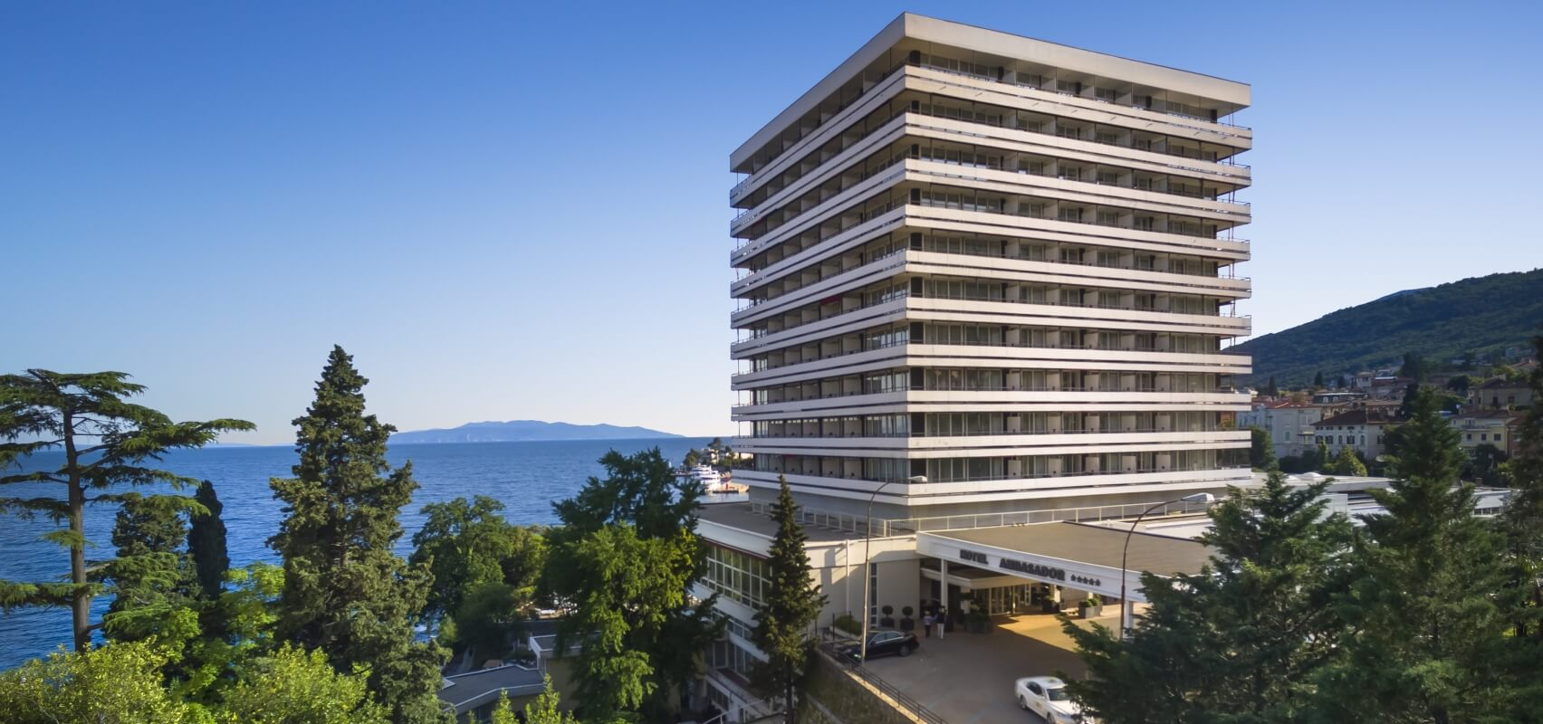 Grand Hotel Adriatic Ii Opatija Bewertung