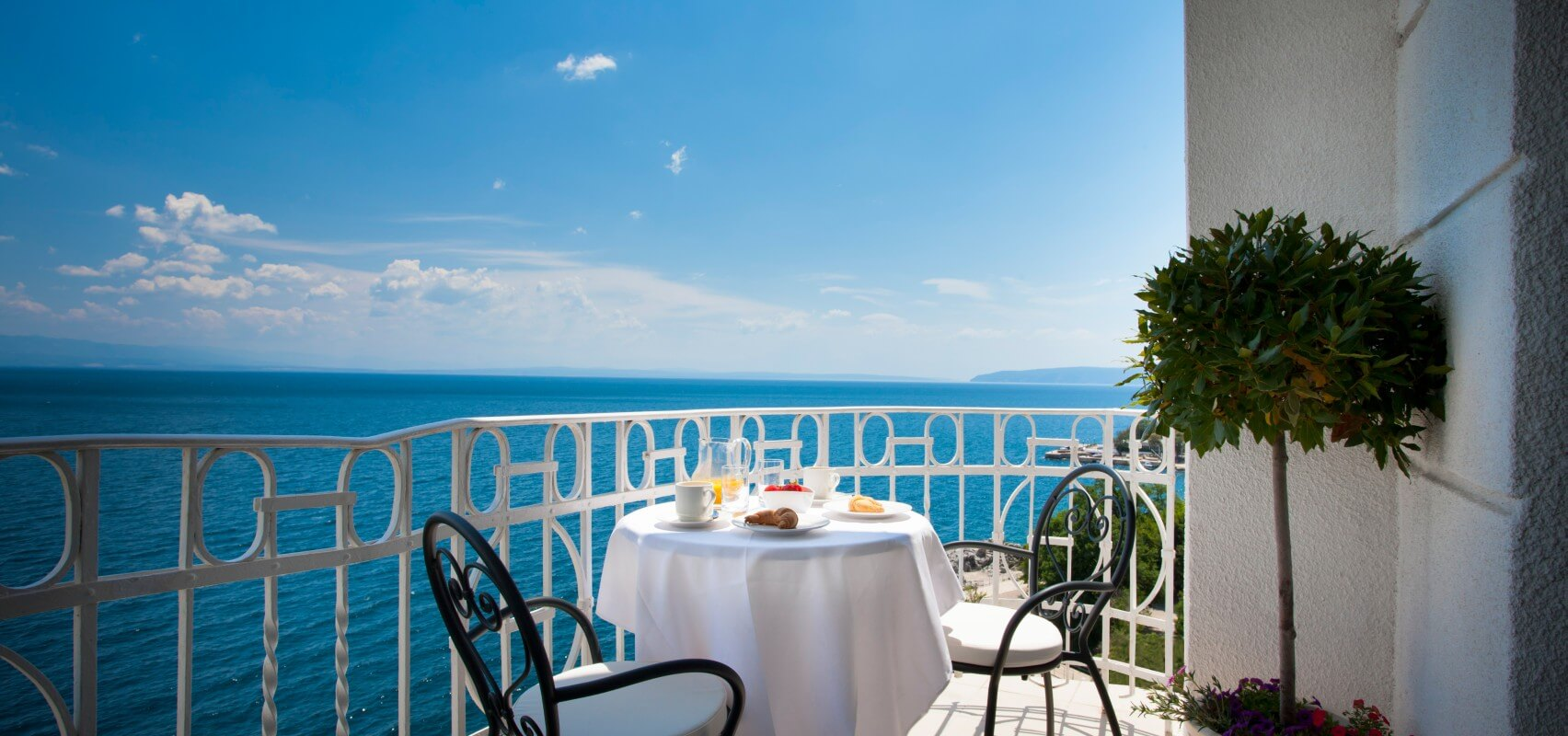 Hotel Bristol Lovran Opatija Riviera Croatia Remisens
