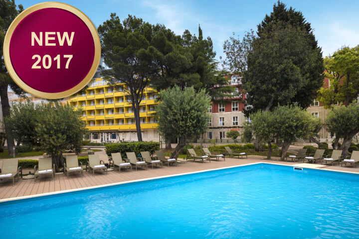 NEW 2017 - Remisens HotelEpidaurus