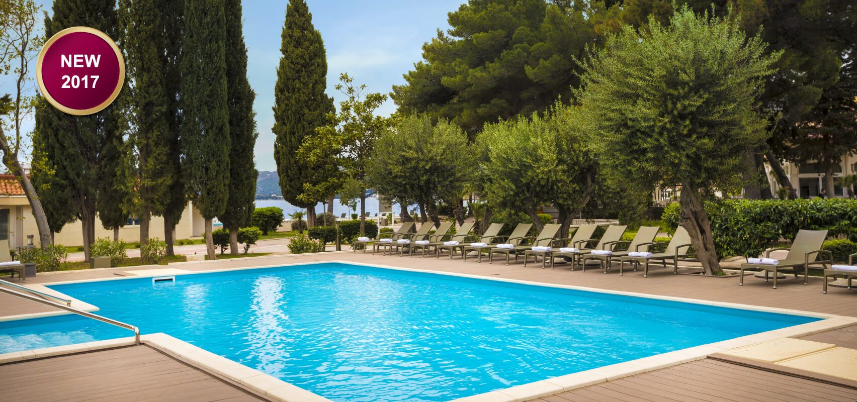 Hotel Epidaurus Cavtat In Croatia Remisens