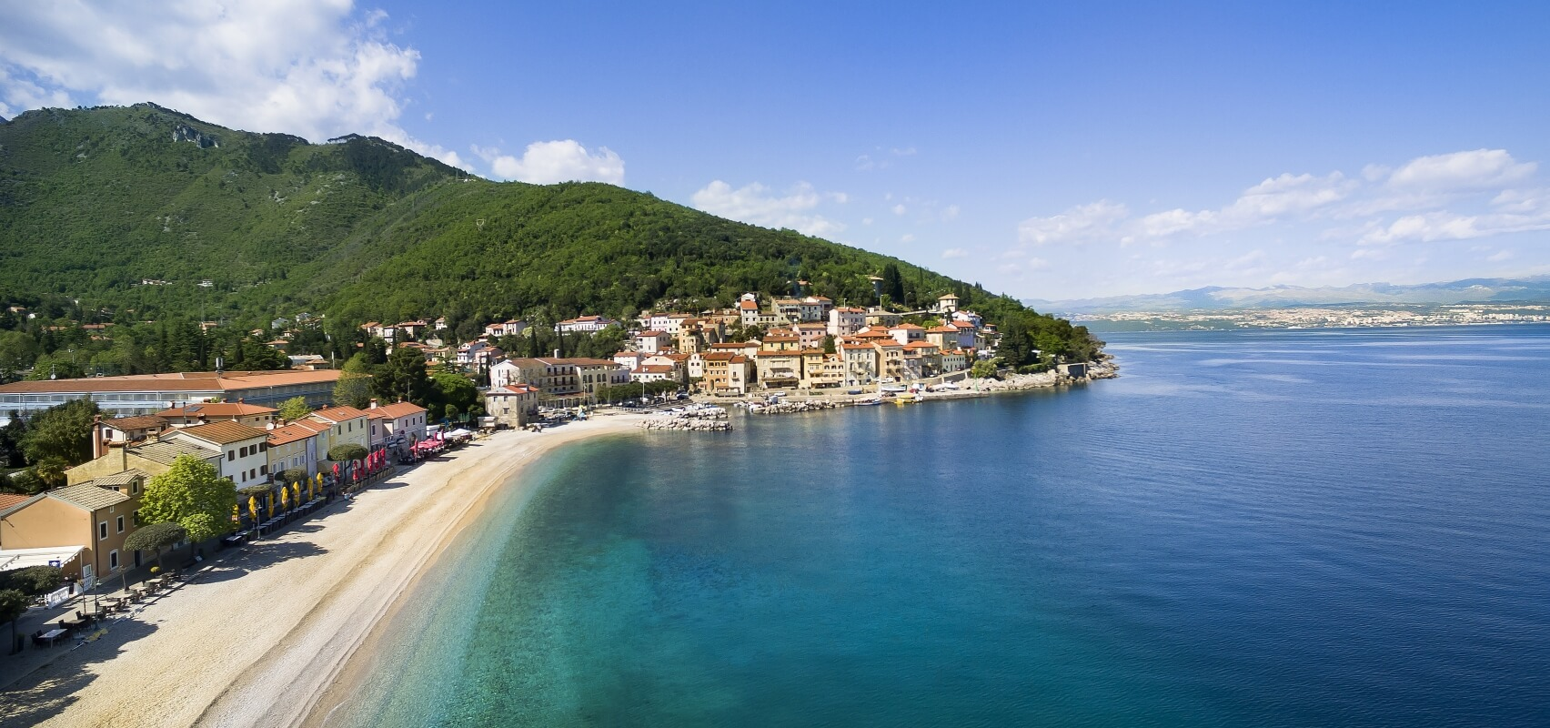 Opatija In Croatia The Pearl Of The Adriatic