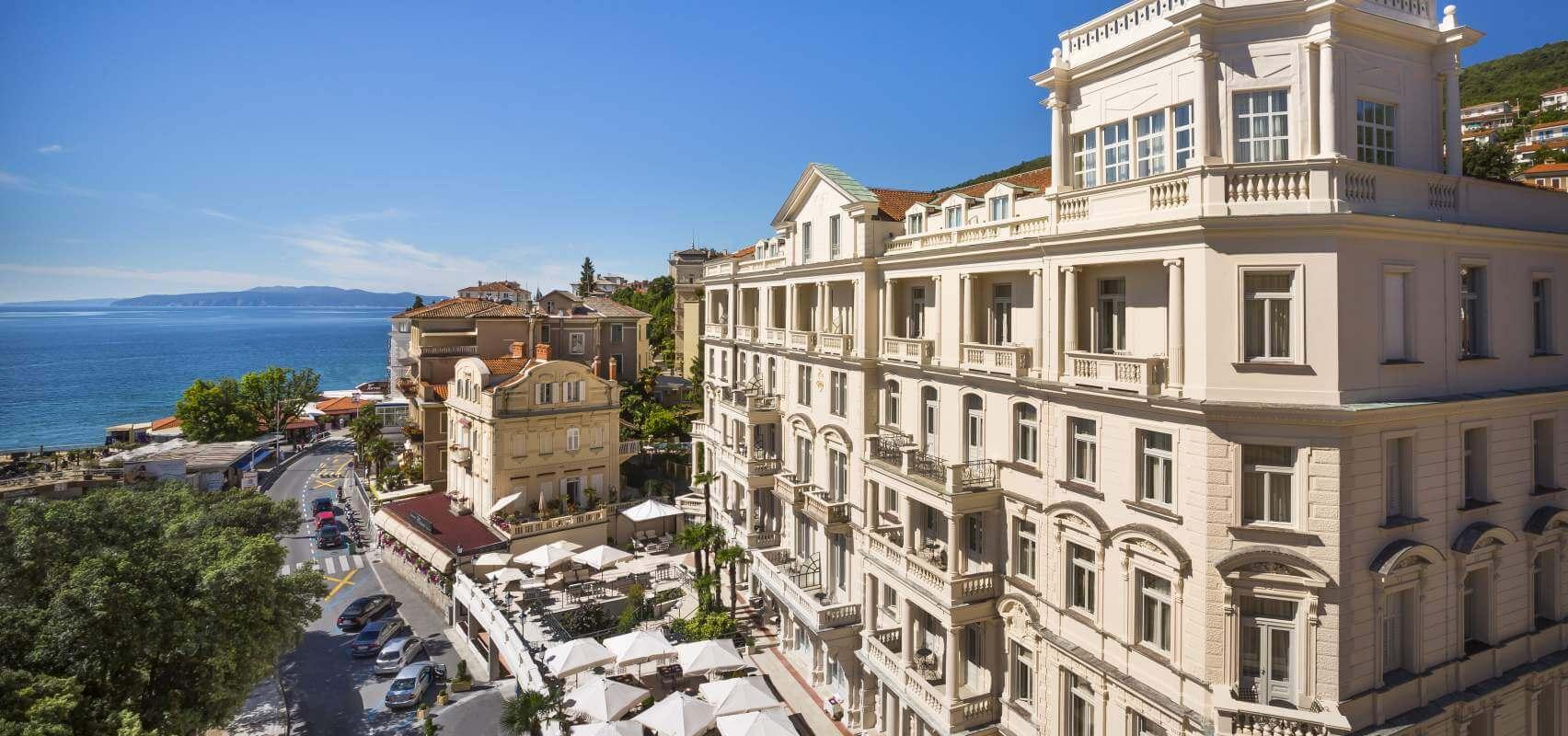 Hotel palace bellevue opatija croatia remisens hotels for Hotel palace