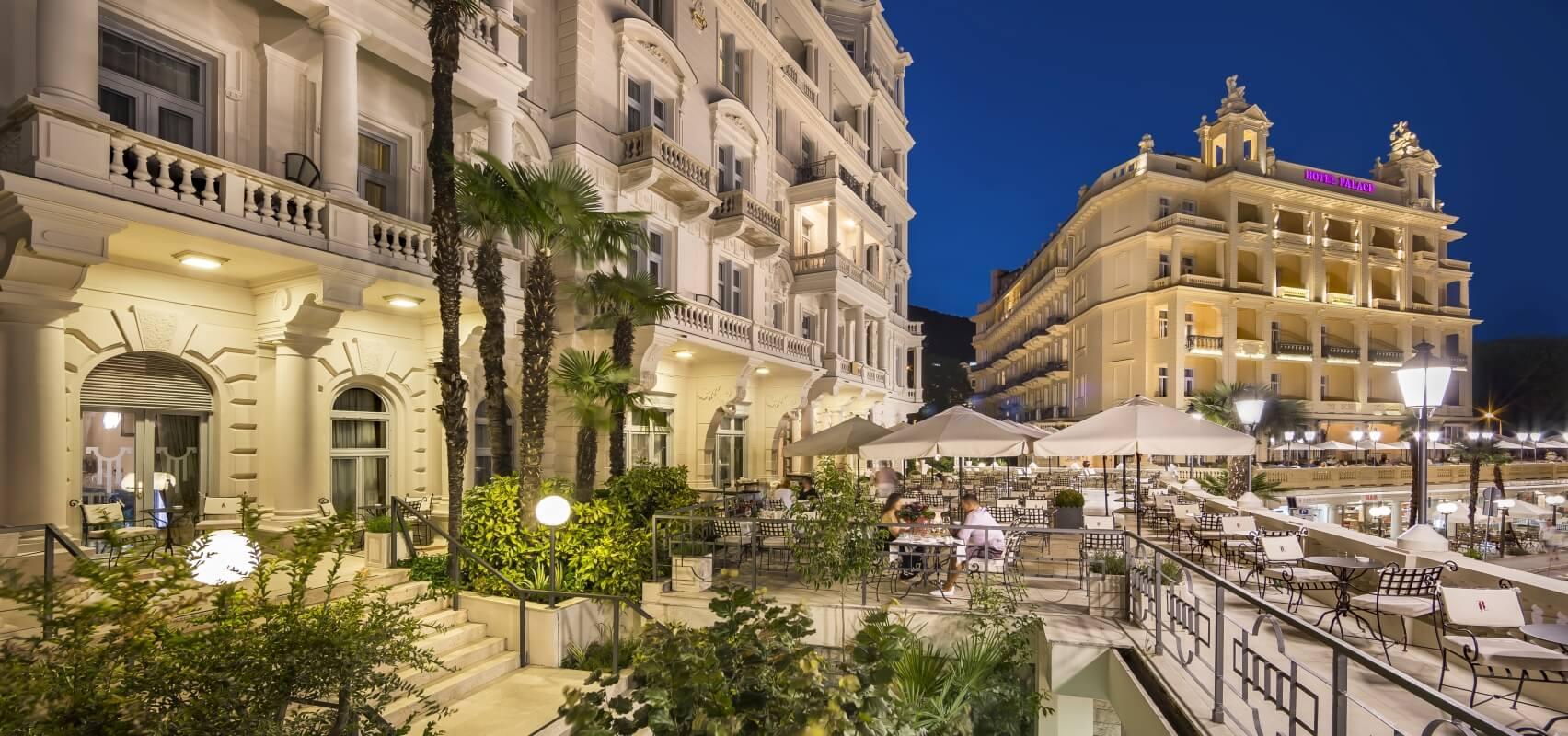 Grand Hotel Palace Opatija Croatia Remisens Hotels