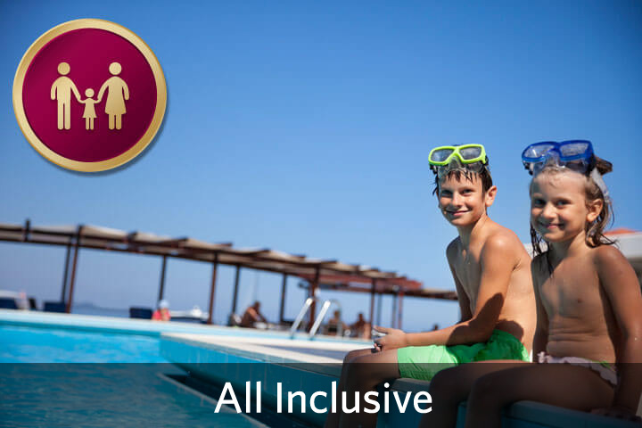 Holiday for the entire family - All Inclusive