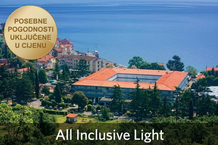 Ljetni odmor - All inclusive light