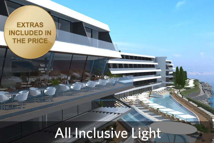 Summer Holidays - All inclusive light